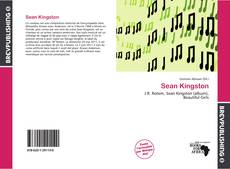 Bookcover of Sean Kingston