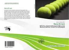 Bookcover of Sara Errani