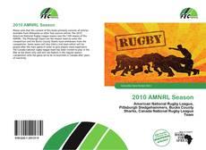 Buchcover von 2010 AMNRL Season