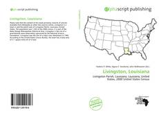 Bookcover of Livingston, Louisiana