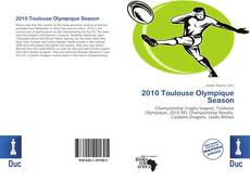 Capa do livro de 2010 Toulouse Olympique Season