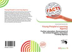 Bookcover of Young People's Learning Agency