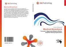 Обложка Manfred Winkelhock