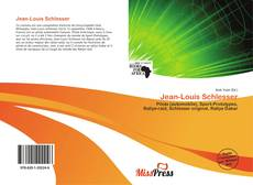 Bookcover of Jean-Louis Schlesser