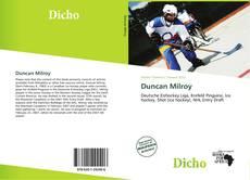 Portada del libro de Duncan Milroy