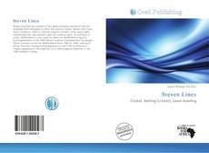 Обложка Steven Lines