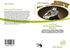 Bookcover of 2010 Leeds Rhinos Season