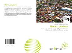Couverture de Martin, Louisiana