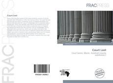 Buchcover von Court Leet