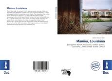 Copertina di Mamou, Louisiana