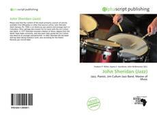 Bookcover of John Sheridan (Jazz)