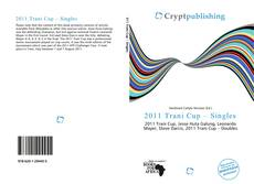 Bookcover of 2011 Trani Cup – Singles