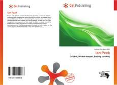 Buchcover von Ian Peck