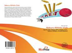 Nakuru Athletic Club kitap kapağı