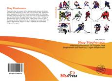 Bookcover of Shay Stephenson