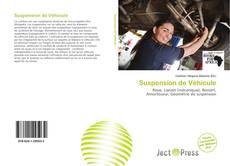 Buchcover von Suspension de Véhicule