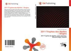 Couverture de 2011 Trophée des Alpilles – Singles
