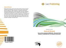 Capa do livro de Ashraf Shatat