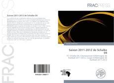 Portada del libro de Saison 2011-2012 de Schalke 04
