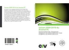 Обложка Saison 2009-2010 du Arsenal FC