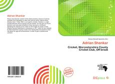 Bookcover of Adrian Shankar