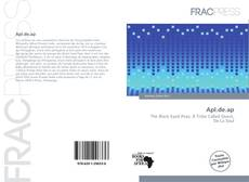 Capa do livro de Apl.de.ap