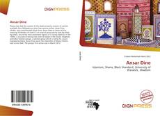 Bookcover of Ansar Dine