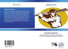 Bookcover of Gandhi Stadium