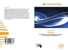Bookcover of ACD.net