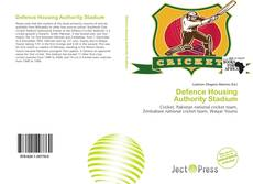 Bookcover of Defence Housing Authority Stadium