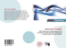 Jean-Louis Guigou的封面