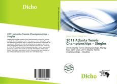 Couverture de 2011 Atlanta Tennis Championships – Singles