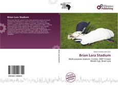 Buchcover von Brian Lara Stadium