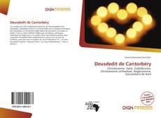 Copertina di Deusdedit de Cantorbéry