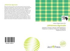 Bookcover of Johannes Agricola