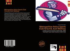Couverture de Metropolitan Police Sports Club Ground, East Molesey