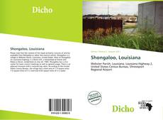 Bookcover of Shongaloo, Louisiana