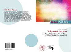 Portada del libro de Billy West (Acteur)