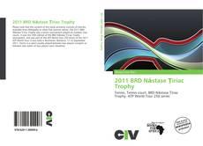2011 BRD Năstase Țiriac Trophy的封面