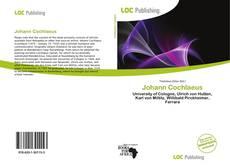 Bookcover of Johann Cochlaeus