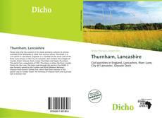 Обложка Thurnham, Lancashire
