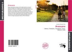Capa do livro de Araouane