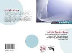 Ludwig Dringenberg kitap kapağı