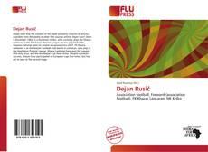 Bookcover of Dejan Rusič