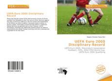 UEFA Euro 2000 Disciplinary Record kitap kapağı