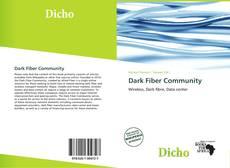 Bookcover of Dark Fiber Community