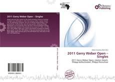 Buchcover von 2011 Gerry Weber Open – Singles