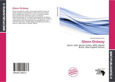 Bookcover of Glenn Ordway