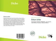 Buchcover von Édson Uribe