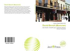 Bookcover of David Benoit (Musician)